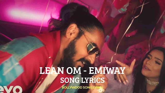 Lean On Song Lyrics