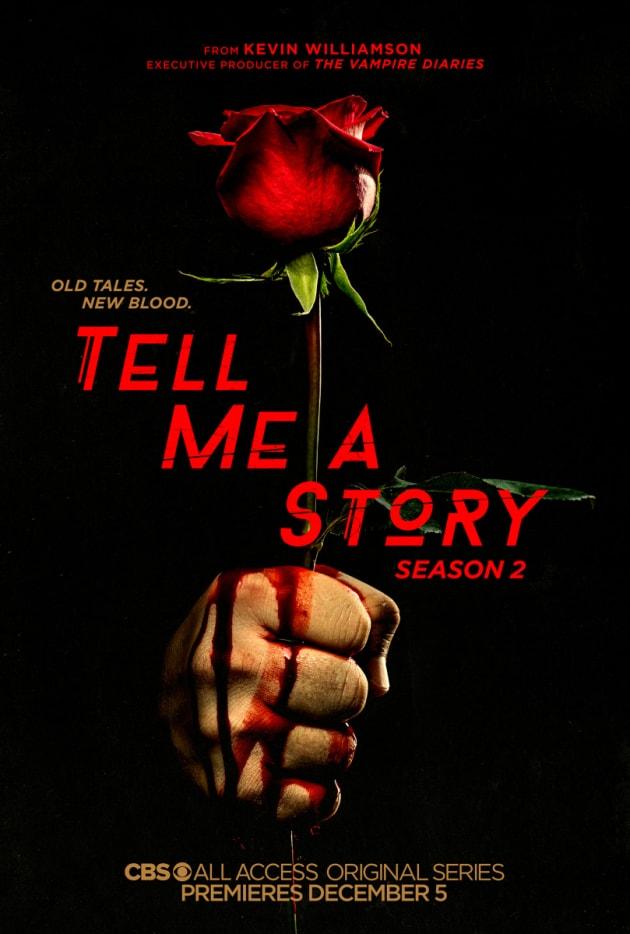 Tell Me a Story Temporada 2 Ingles Subtitulado 720p