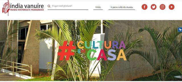 Museu Índia Vanuíre promove uma agenda especial da 14ª Primavera dos Museus