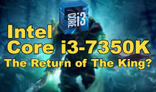 Processor INTEL Core I3-6100