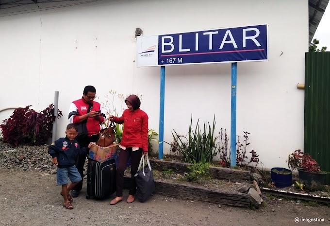 Pengalaman Mbonek  di Kota Blitar: Nekat dan Bodoh itu Beda Tipis