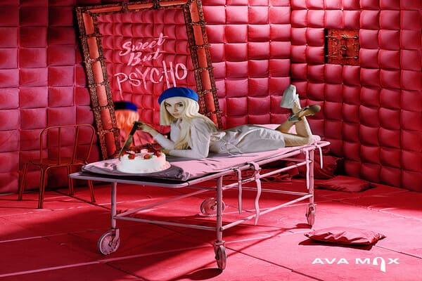 Lirik Lagu Ava Max Sweet But Psycho dan Terjemahan
