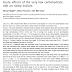 Efeitos agudos da dieta de muito baixo carboidrato nos índices de sono.