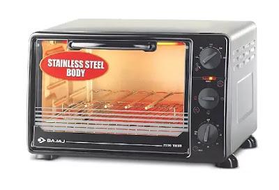 Bajaj 2200 TMSS 22-Litre OTG for Baking and Grilling | Best OTG for Baking In India | Best OTG in India Reviews