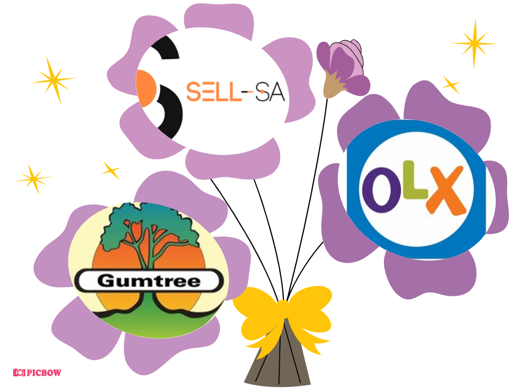 Sell SA VS. Gumtree and OLX