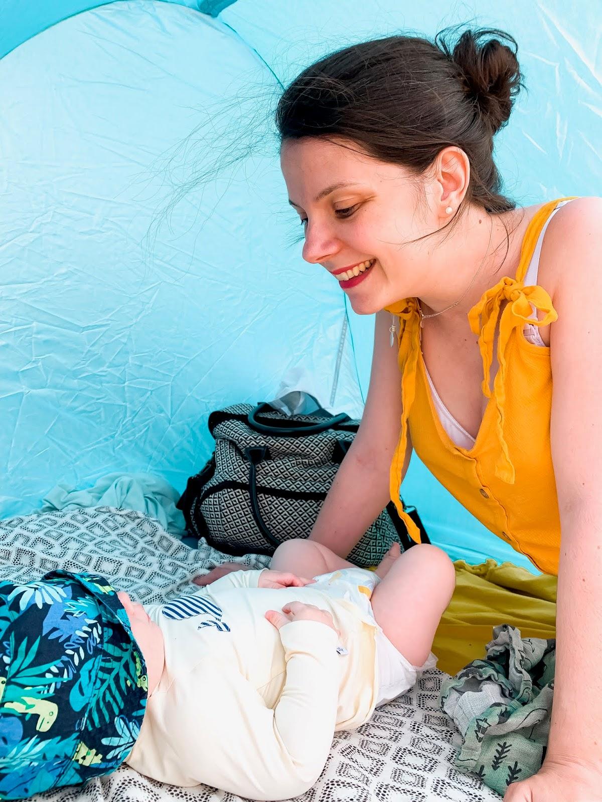 melogommette avis vacances bébé plage hamac paris code promo tente anti uv oxybul
