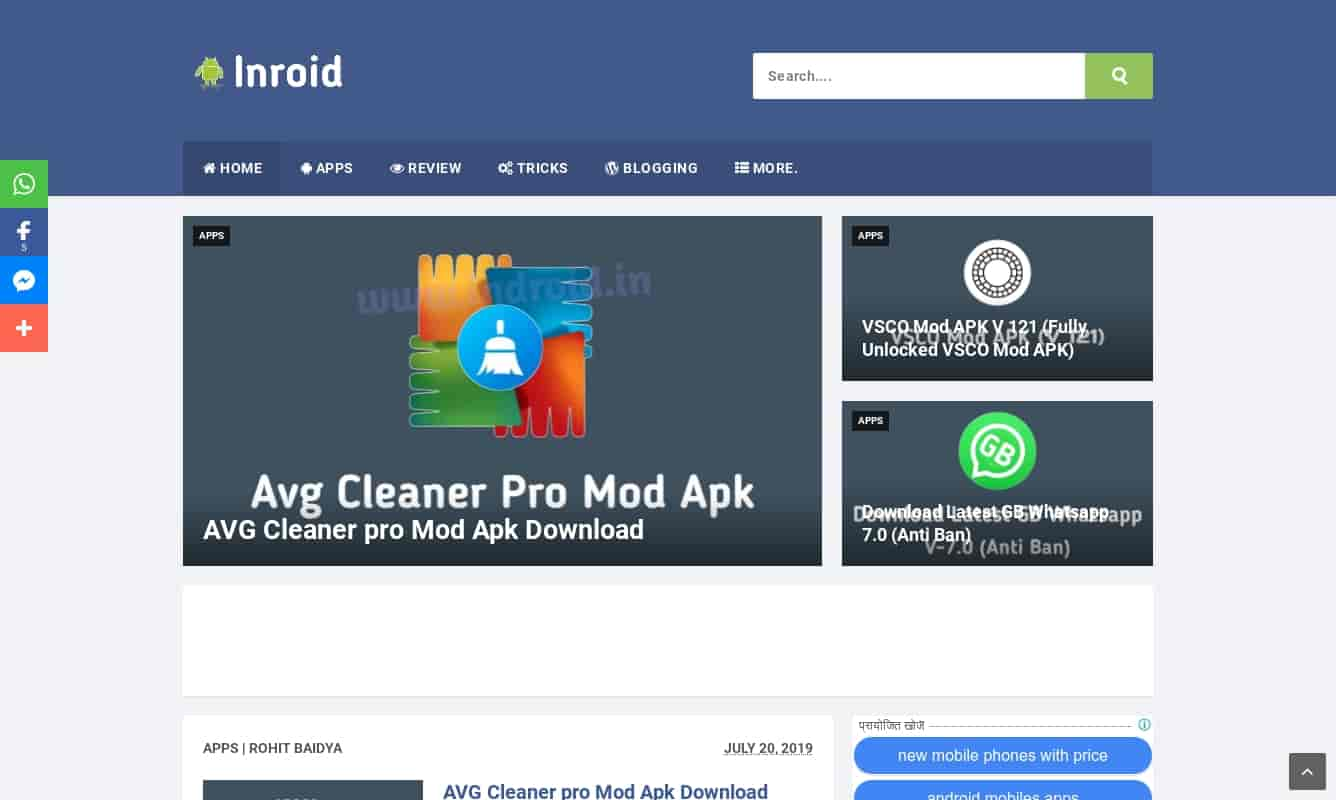 best premium template,indroid blogger template,inroid blogger template