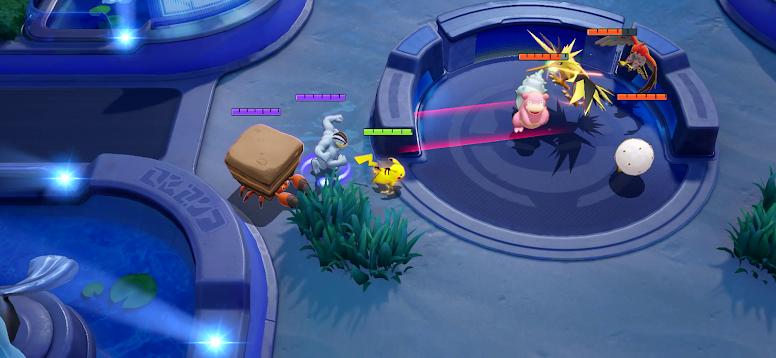 Pokémon Unite - Battle