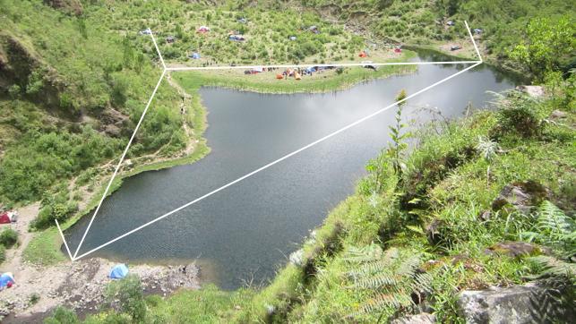 Aturan Cosinus - Jurusan Tiga Angka - Danau Tanralili