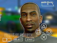 GTA SAN ANDREAS COMPRESSED ISO PPSSPP (340MB)