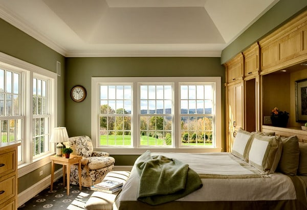 Best green paint color for bedroom