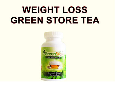 Weightloss Green Store Tea Fat Burner