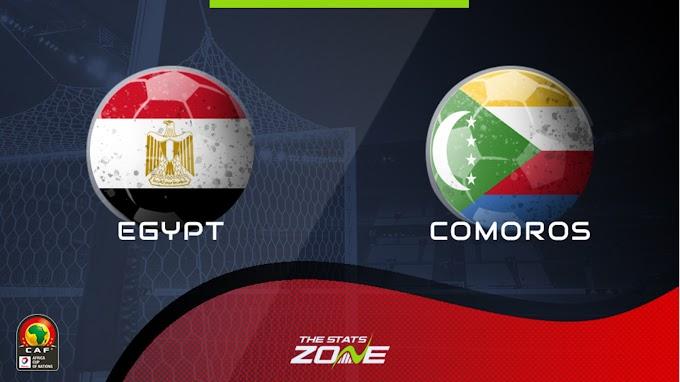 Watch Egypt VS Comoros - live streaming