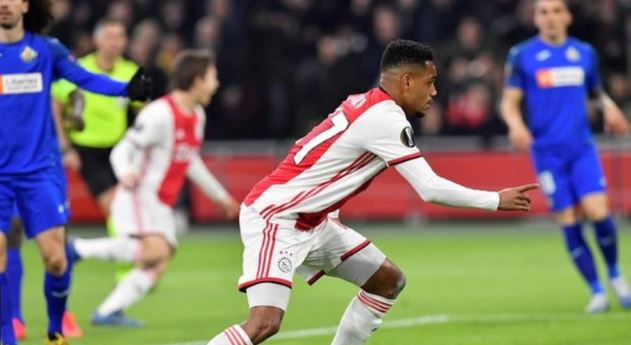 Europa League: Ajax knocked out after being beaten by Getafe