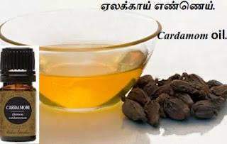 Black Cardamom oil