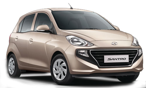 Hyundai Santro 2018 launched #allnewsantro