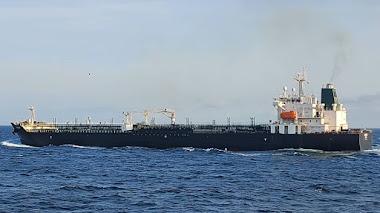 Arribó al país segundo buque iraní con Gasolina