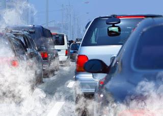 वाहन प्रदूषण