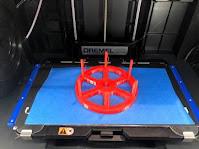 Printing the Clock Wheel