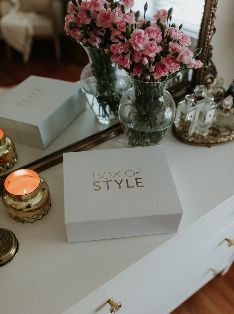 Rachel Zoe, box of style, box of style discount code, box of style promo, xo Samantha Brooke, nc blogger, nc photographer, beauty blogger