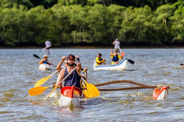 Ilha Verão Esportivo 2017 realiza no sábado 11/02 Encontro Náutico - Remos e Velas no Mar Pequeno