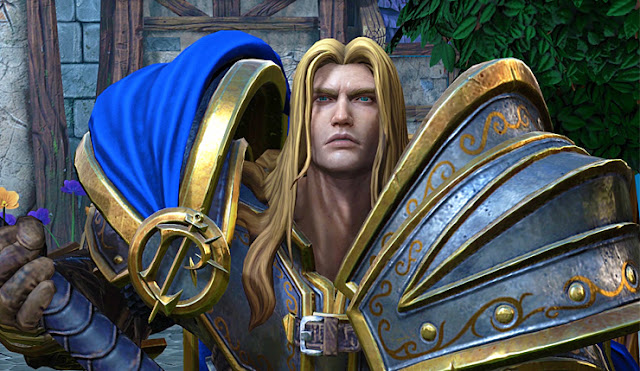 Warcraft III: Reforged is a 4K remaster coming out in 2019