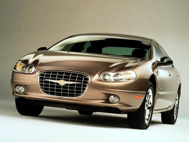 Chrysler LHS / Крайслер LHS обзор лучших автомобилей