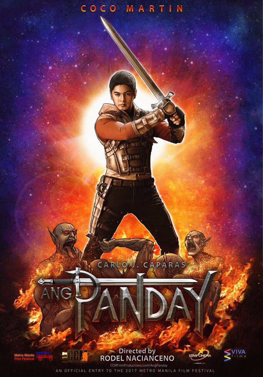 watch filipino bold movies pinoy tagalog poster full trailer teaser Ang Panday - Coco Martin