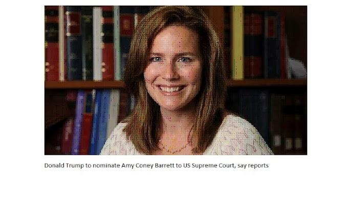 Дональд Трамп Эми Коней Барреттин талапкерлигин АКШнын Жогорку Сотуна көрсөтөт деп кабарлашты