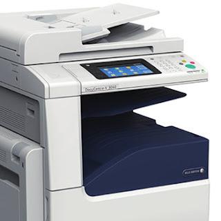 Fuji Xerox DocuCentre-II 6000 Manuals