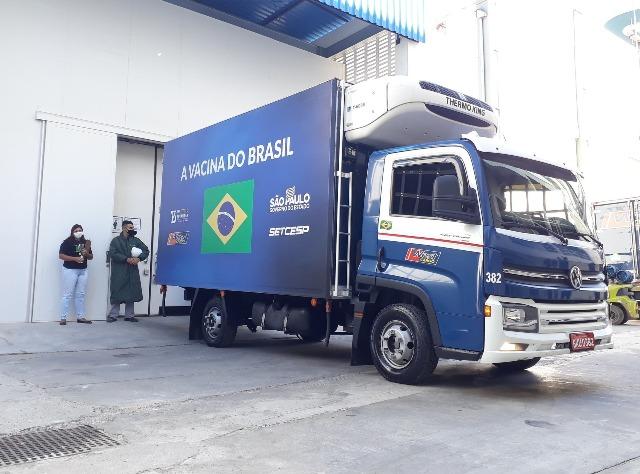 Governo de SP atinge marca de 20,6 milhões de doses da vacina do Butantan entregues ao Brasil