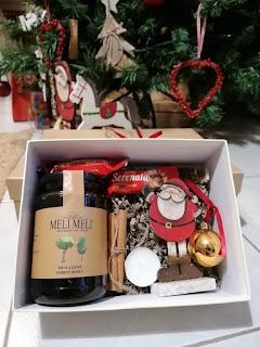 Δωροκουτάκια Melimeli 2020 - Κουτάκι με μέλι Δάοσυς