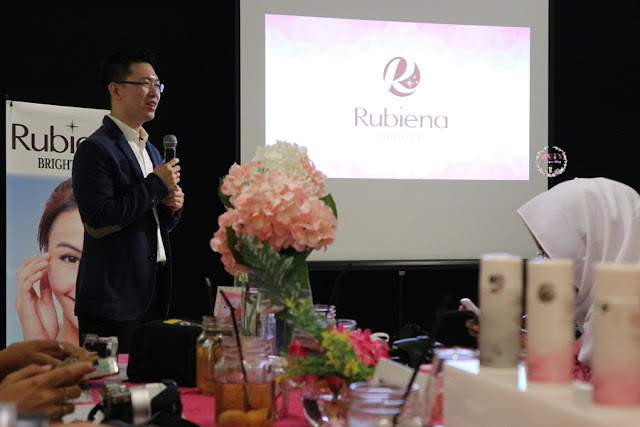 Rubiena Beauty Launch Event Report + Product Review