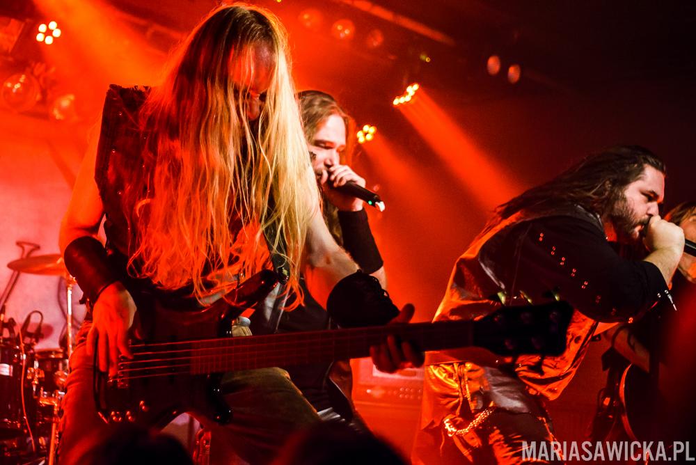 Heidevolk Pagan Rebellion Tour 2015