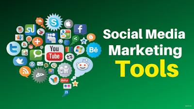 Social media marketing tool