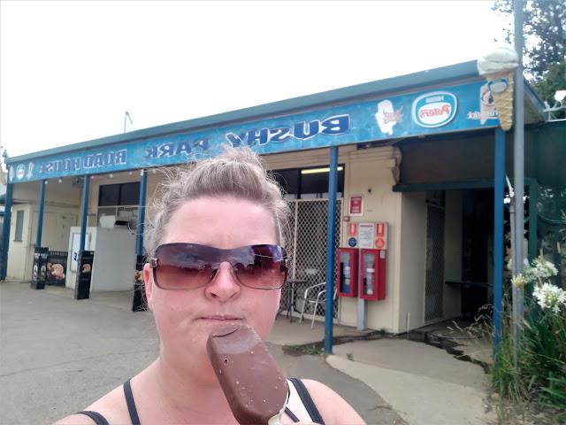Bushy Park Roadhouse | BIG Ice Cream