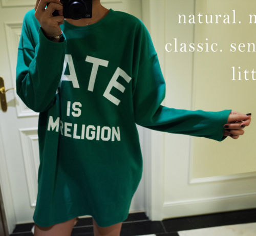 Kate Statement Pullover