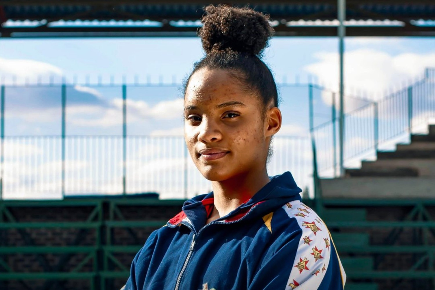 Zimbabwean Teenager Becomes Her Nation's First Black Swimmer In the Olympics