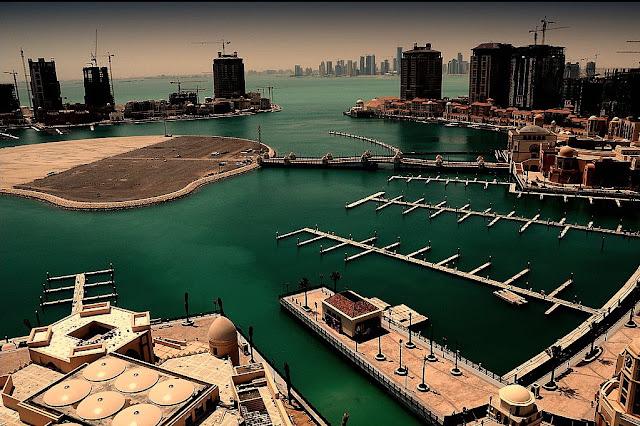 إقتصاد قطر وأنواع الصناعات التي تحقق الدخل