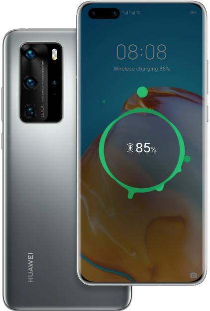 تفاصيل المواصفات الكاملة Huawei p40 pro