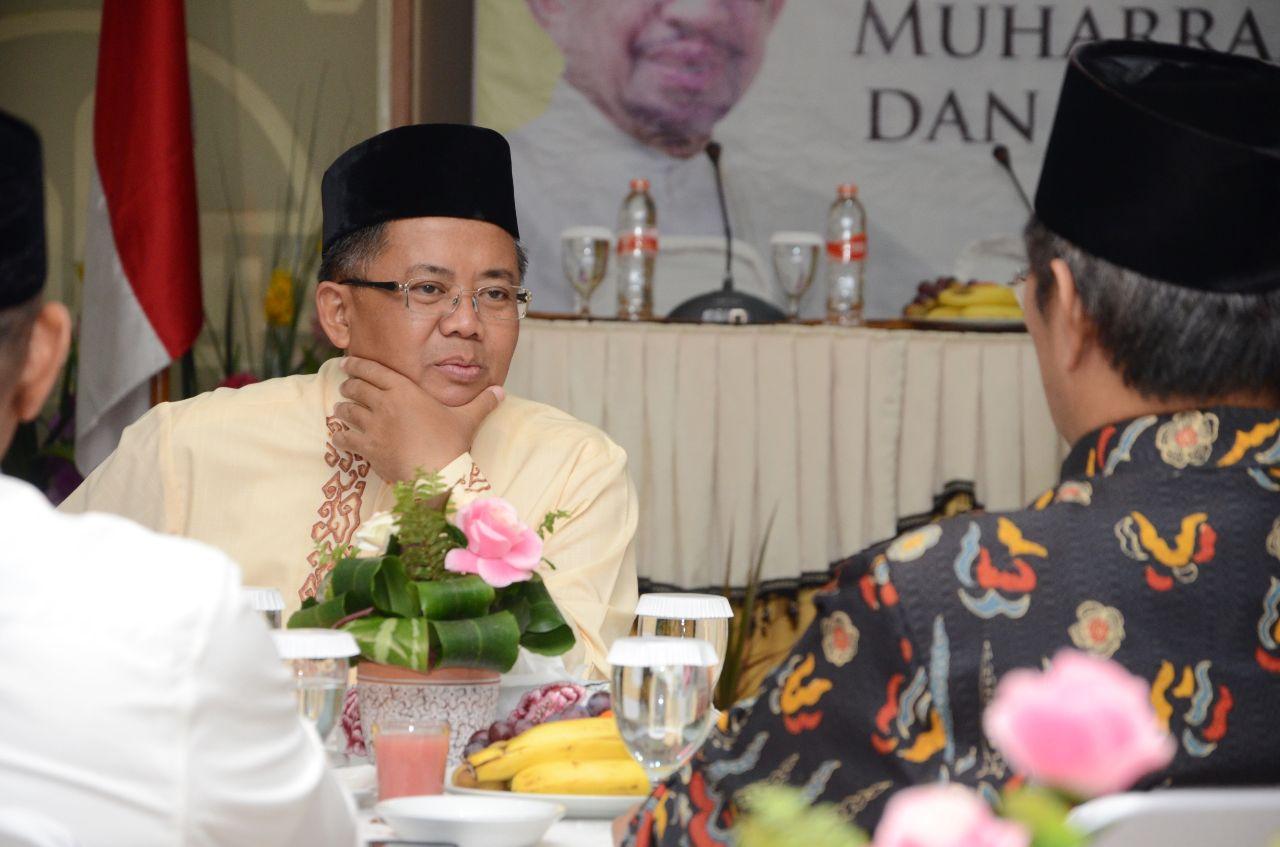 PKS Serap Aspirasi Tokoh dan Ormas Islam Termasuk RUU di DPR