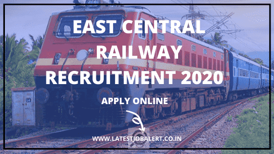 Railways Job: East Central Railways Recruitment 2020 for 447 Peon, Jr Clerk & Other Posts online form|Apply online