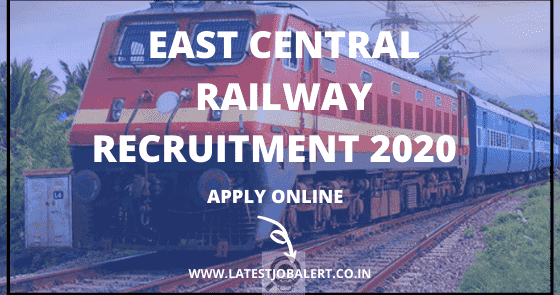 EAST-CENTRAL-RAILWAY-RECRUITMENT-2020 Online Form Job Th P on work home, to apply, data entry, searching for, stay home, philippines home-based,