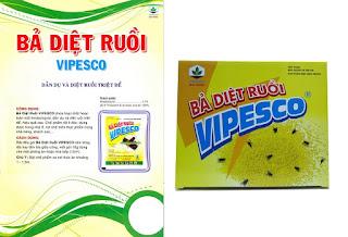 Bả diệt ruồi Vipestco