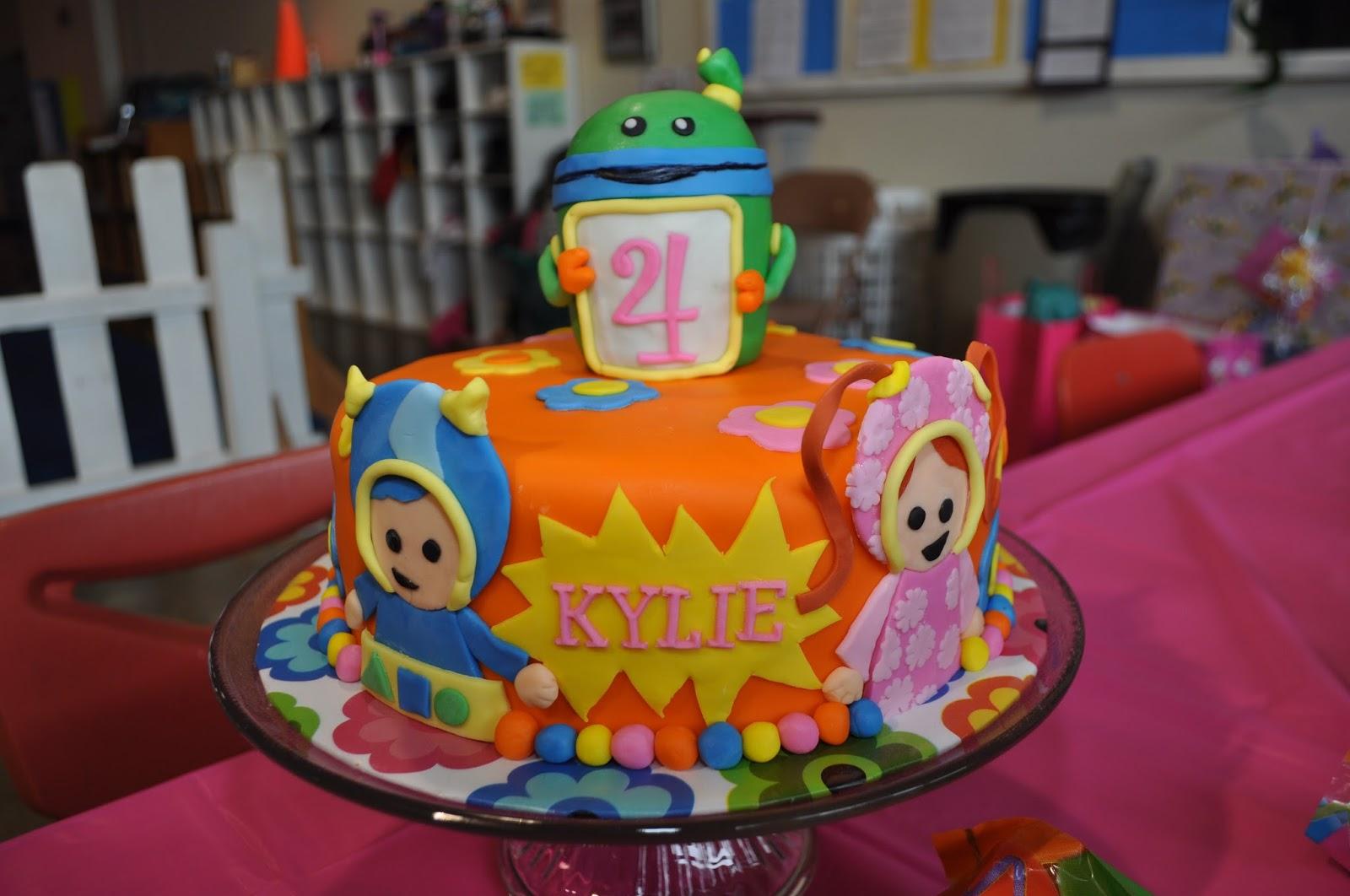 Kakes By Kristy Team Umizoomi Cake