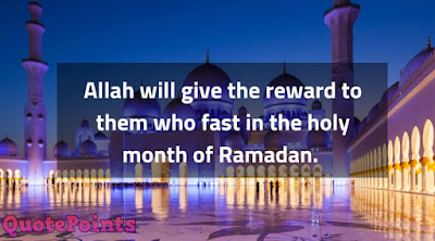 happy ramadan quotes