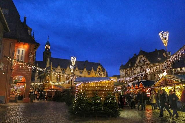 Mercado Navidad Goslar