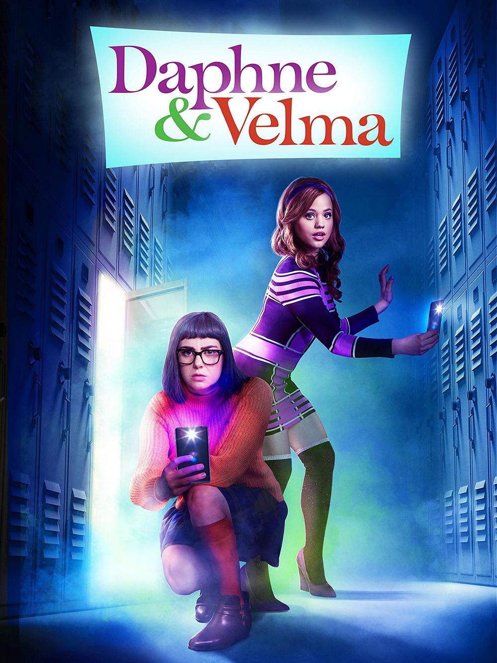 Daphne & Velma [2018] [DVDR] [NTSC] [Latino]