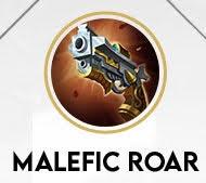 Malefic Roar