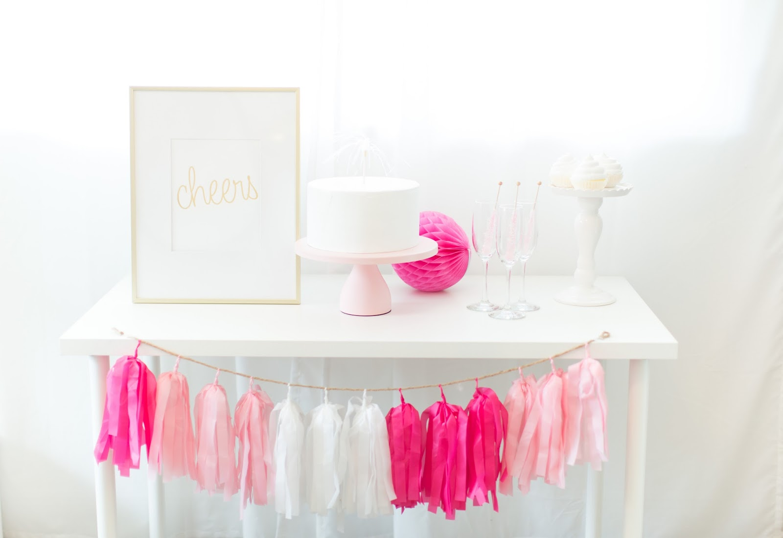 How To Become an Event Stylist by popular party blogger and event stylist Celebration Stylist